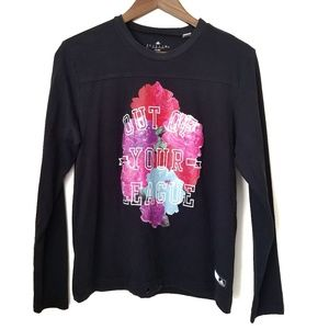 Adidas Out of Your League Long Sleeve Tee